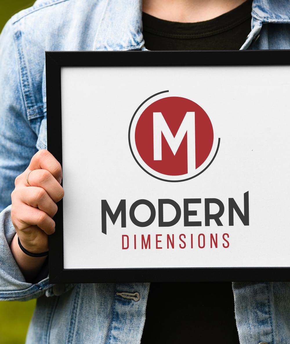 Rebrand: Modern Dimensions
