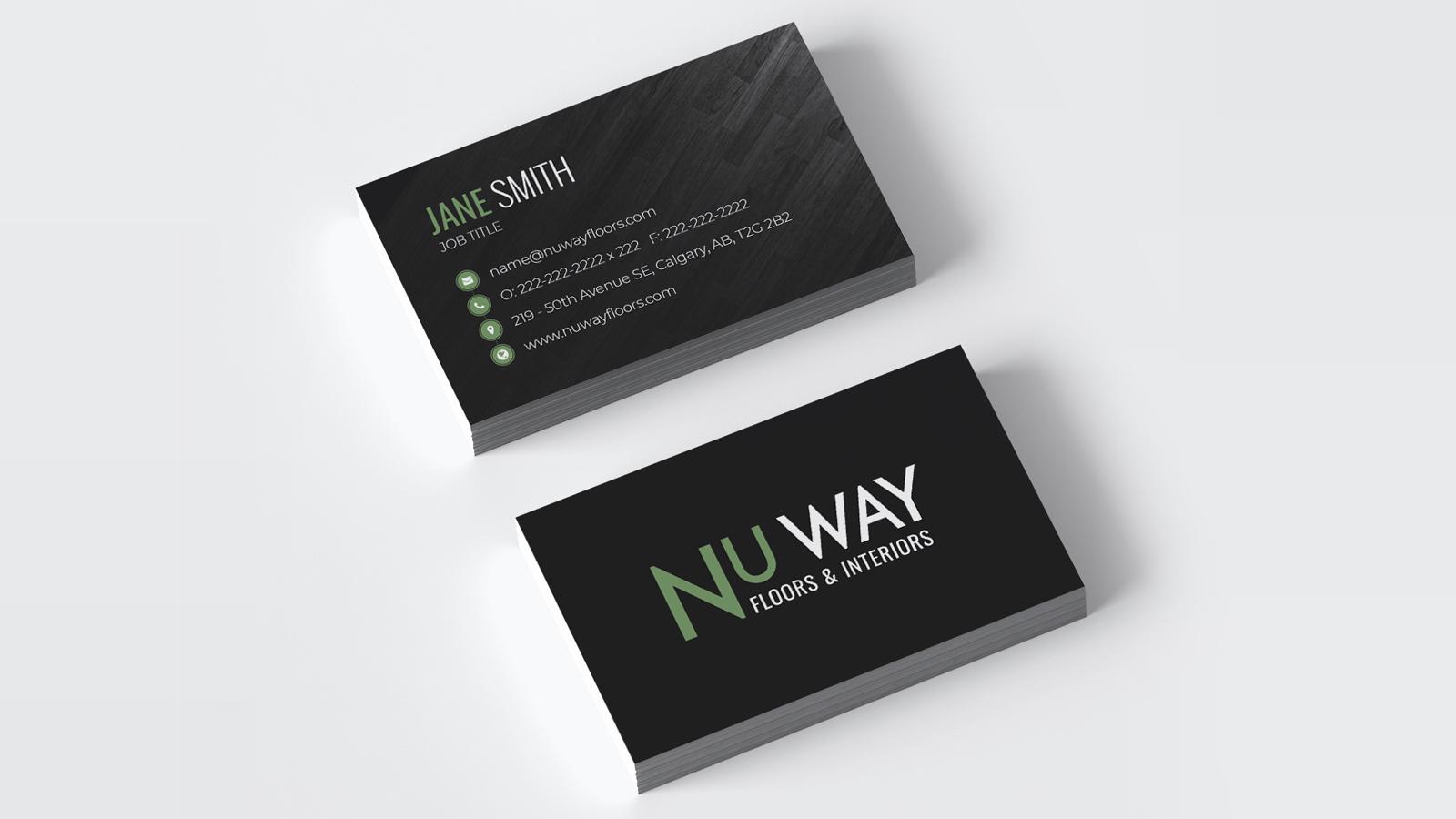 Rebrand: NuWay Floors & Interiors